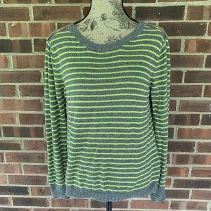 AEO striped sweater